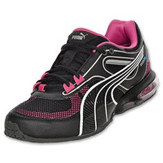 Puma Running Shoes <3. I have these and I must say they are my favorite sneakers!!!!!!