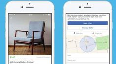 "Facebook Marketplace takes on eBay lets you sell your junk Read more Technology News Here --> http://digitaltechnologynews.com Got some old furniture clogging up the loft? A cellar full of old CDs and ""vintage"" clothing? The usual route for these items would be either a trip to the local charity stop or an eBay listing. But Facebook is now making a play for your used goods with its new Marketplace feature.  Building on the success of its Groups function many of which already facilitate local…"