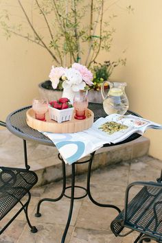 Patio Styling Essentials