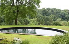 """Kiftsgate Court. This pool can be seen at the start of """"The Mysteries of the Rosary""""."""