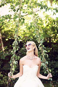 Garden of Eden Inspired Wedding Theme