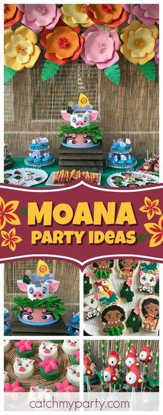 Ideas para cumpleaños de moana http://cursodeorganizaciondelhogar.com/ideas-para-cumpleanos-de-moana/ #fiestademoana #fiestasinfantiles #Ideasparacumpleañosdemoana #ideasparafiestas #kidspartyideas #moana #moanaparty #moanapartyideas #partyideas