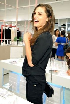Phoebe Tonkin at Glossier Pop-Up Shop at Nasty Gal Santa Monica Glossier Pop Up, Nikki Reed, Phoebe Tonkin, Nasty Gal, Her Style, Summer Outfits, Actresses, The Originals, People