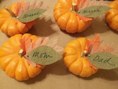 | Thanksgiving Tablescape-place settings