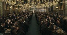 #HarryPotter | Fãs poderão jantar  no Grande Salão em evento especial