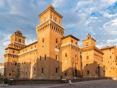 Ferrare - Château d'Este   Photo de Andrea Baraldi - Image de la province de Ferrara
