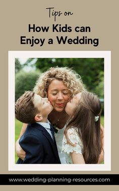 """You might probably be wondering, especially those who have """"OK'd"""" having children at their wedding, how to entertain and keep them from getting cranky. One of the keys to having a stress-free reception while having kids around is preparing and providing plenty of kid-friendly fun, anticipating possible scenarios, and facilitating them. With that in mind, we've compiled a list of ways to help entertain children at weddings because a happy crew of kids will make your 'one fab day' so much…"""