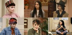 Loved Lisa Bonet in the Cosby Show! She was always so wacky, yet beautiful.