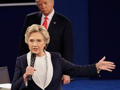 Hillary Clinton aumentou vantagem a 11 pontos sobre Donald Trump (Foto: John Locher/Reuters)