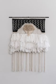 Laine Toia - Bespoke Weavings are hand made wall hangings made in New Zealand using traditional methods influenced by my Maori her Bespoke, Weaving, Traditional, Wall, How To Make, Handmade, Maori, Taylormade, Hand Made