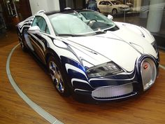 Bugatti- they soon plan to come out with a more affordable version called the bukaki