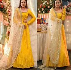 Indian Gowns, Indian Lehenga, Indian Fashion Dresses, Indian Outfits, Indian Wear, Asian Fashion, Lehenga Choli, Sharara, Anarkali Gown