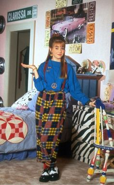 Who could ever forget Clarissa's bedroom on Clarissa Explains It All?