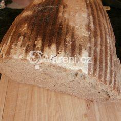Chléb z žitného kvásku recept - Vareni.cz Bread, Food, Meal, Brot, Eten, Breads, Meals, Bakeries