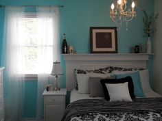 Tiffany Bedroom - another view