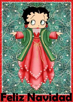 Betty Boop Pictures Archive: Christmas