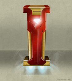 © Simon Koay - Superbet  #tipografia #Ironman