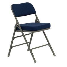 Padded Metal Folding Chairs