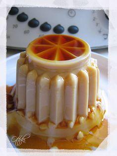 Flans type « Flamby » au caramel au Thermomix