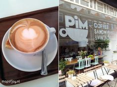 Pim Coffee, Sandwiches & Vintage, Den Haag - www.mapofjoy.nl