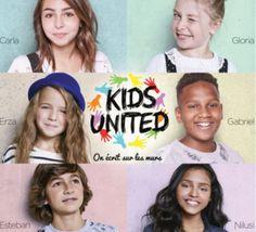 Découvrez le projet Kids United qui s'engage pour l'UNICEF