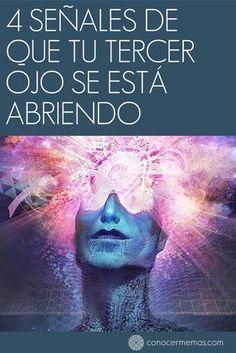 4 señales de que tu tercer ojo se está abriendo #mente #autoayuda