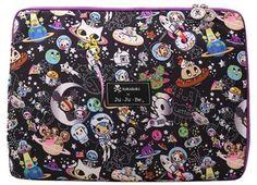 Ju-Ju-Be Tokidoki Space Place - MegaTech - Blashful Jujube Bags, Changing Bag, Space Place, Laptop Case, Breast Cancer Awareness, Diaper Bag, Ju Ju, Pink, Tech