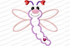 love bug dragonfly