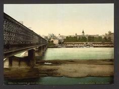 Warszawa, Most Żelazny