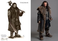Thorin design  Source: http://dex5m.tumblr.com/post/39602418057/someone-requested-more-reference-from-the-book