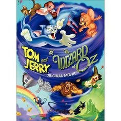 Tom and Jerry & The Wizard of Oz (Widescreen)
