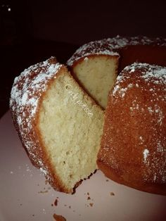 Cake Extra Moelleux au citron