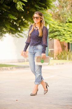 Look de hoy: la blusa más linda | Radar Fashion