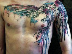 Los tatuajes del ave fénix, después de los de dragones, posiblemente son los más populares que hay en lo que a tatuajes de criaturas mitológicas refiere. ¿Qué te parece si hoy analizamos brevemente su simbolismo y disfrutamos de una buena galería de imágenes? Pues andando.El ave fénix o Phoenicoperus, es un av