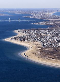 An Aerial View of the Long Island Coastline - Long Island, NY                                                 The Great Gatsby