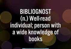 Bibliognost