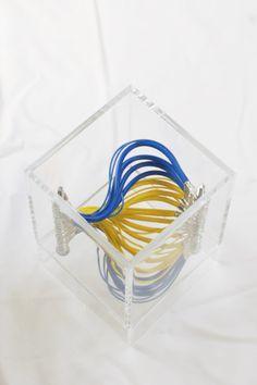 Cable Management, Wire Art, Clothes Hanger, Electric, Waves, Decor, Cord Management, Coat Hanger, Decoration
