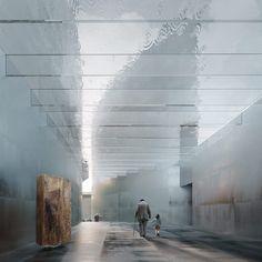 Galería de 10 diseños seleccionados para el Memorial del Holocausto de Londres - 46