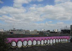 Sweet Toof Graffiti