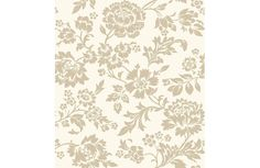 Felicity Wallpaper - Cream and Gold
