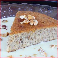 Gâteau creusois aux noisettes - Perle en sucre