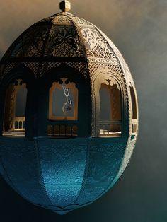 モロッコの文化から発想を得た、ぼくたちの空中都市   roomie(ルーミー)
