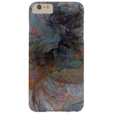 """Smoke of Many Colors"" abstract art Custom CaseCovers"