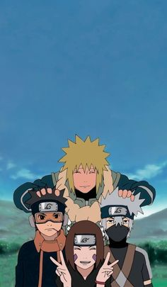 Check out our Naruto products here at Rykamall now Team Minato, Naruto Shippuden Sasuke, Naruto Kakashi, Anime Naruto, Wallpaper Naruto Shippuden, Naruto Teams, Naruto Cute, Naruto Wallpaper Iphone, Wallpapers Naruto