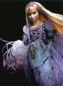 Amazon.com: IRIS 26 2004 Mundia Collection Porcelain Doll RARE Only 500: Toys & Games