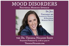 Hear Medical Director of Flatiron Functional Medicine Dr. Jill Carnahan talk about how she treats patients who suffer from Mood Disorders from a Functional Medicine.