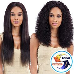 NAKED Nature Brazilian Virgin Remy Human Hair Wet & Wavy - Bohemian Curl That is why it is essential for hair to be healthy in order to color properly. NEW Hand Made Silk Base Closure Included. Permed Hairstyles, Modern Hairstyles, Weave Hairstyles, Wet And Wavy Hair, Wavy Weave, Eva Hair, Curly Hair Styles, Natural Hair Styles, Hair Without Heat