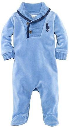 Ralph Lauren Polo infant Coveralls - Picmia