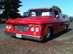 1964 Dodge D100 Sweptline