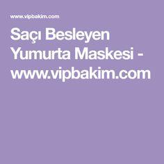 Saçı Besleyen Yumurta Maskesi - www.vipbakim.com Bag, Masks